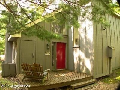 Lake Harmony Single Family Home For Sale: 90 Alpine
