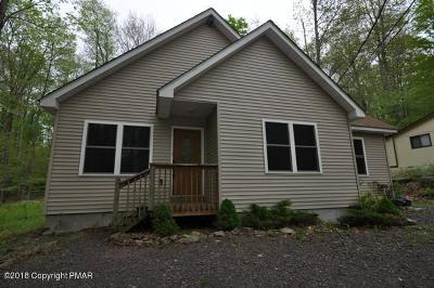 Pocono Lake Single Family Home For Sale: 117 Paxinos Dr