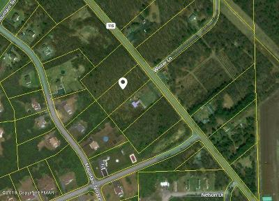 Long Pond Residential Lots & Land For Sale: Pa 115