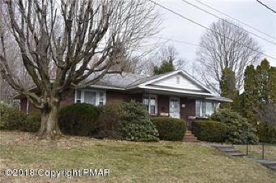Bangor Single Family Home For Sale: 120 S 7th St