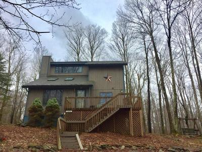 Gouldsboro Single Family Home For Sale: 102 Mountainside Dr