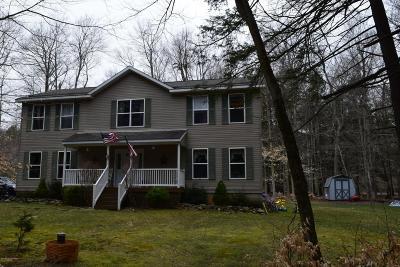Albrightsville Single Family Home For Sale: 18 Beaver Run Rd