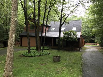 Blakeslee Single Family Home For Sale: 130 Maple Rd