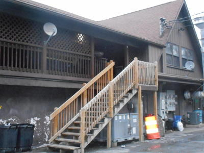East Stroudsburg Rental For Rent: 726 Milford Rd #Apt 2