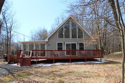Albrightsville Single Family Home For Sale: 44 Miller Way