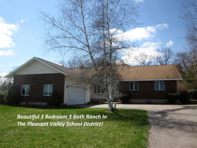 Kunkletown Single Family Home For Sale: 125 Potato Path
