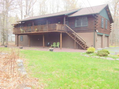 Pocono Lake Single Family Home For Sale: 177 Sawmill Rd
