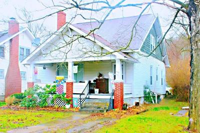 Stroudsburg Single Family Home For Sale: 505 Bryant St