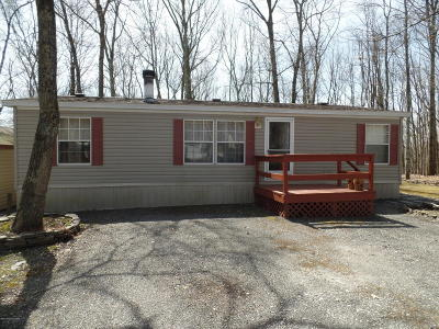 East Stroudsburg Single Family Home For Sale: 7626 Rocky Rdg