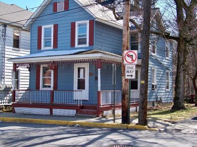 Stroudsburg Single Family Home For Sale: 563 Ann St