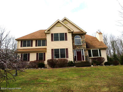 East Stroudsburg Single Family Home For Sale: 9 Eastridge Ln