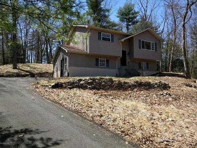 Bartonsville Single Family Home For Sale: 3510 Pocono