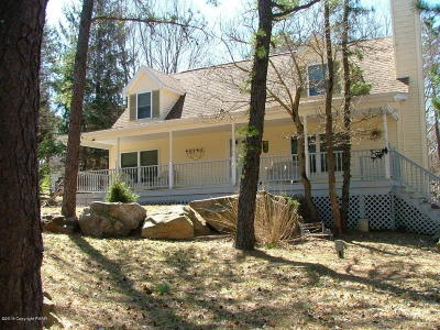 Blakeslee Single Family Home For Sale: 152 Laurel Ln