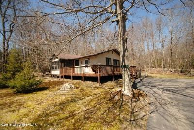 Pocono Lake Single Family Home For Sale: 127 Wyalusing Dr
