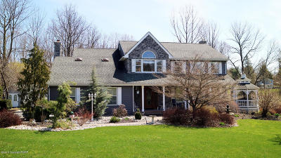 Bangor Single Family Home For Sale: 9289 Spring Brook Dr