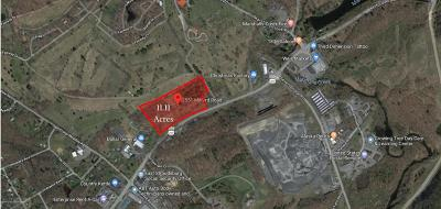 East Stroudsburg Commercial For Sale: 2551 Milford Rd
