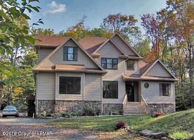 Gouldsboro Single Family Home For Sale: 96 E Creek View Drive
