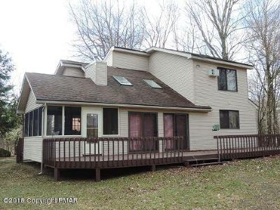 Gouldsboro Single Family Home For Sale: 10 Lake Court
