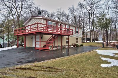 Pocono Summit Single Family Home For Sale: 5272 Holiday Drive