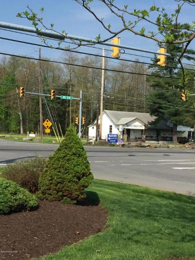 Blakeslee Residential Lots & Land For Sale: Pa Rt 115
