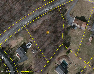 Stroudsburg Residential Lots & Land For Sale: Lot6 Sec2 Goodale Rd