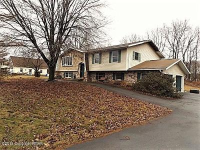 Stroudsburg Single Family Home For Sale: 2151 Ann St