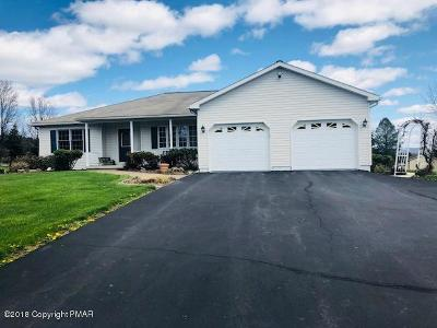 Brodheadsville Single Family Home For Sale: 154 Countryside Dr