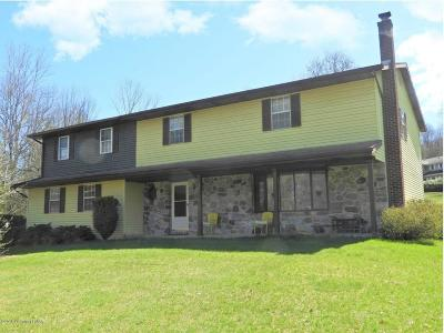 Stroudsburg Single Family Home For Sale: 801 Bryant Street