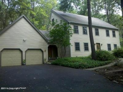 Tannersville Single Family Home For Sale: 158 Cobble Creek Dr