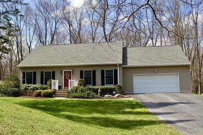 Stroudsburg Single Family Home For Sale: 6043 Running Valley Rd