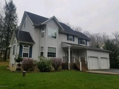 Blakeslee Single Family Home For Sale: 125 Lidio Rd