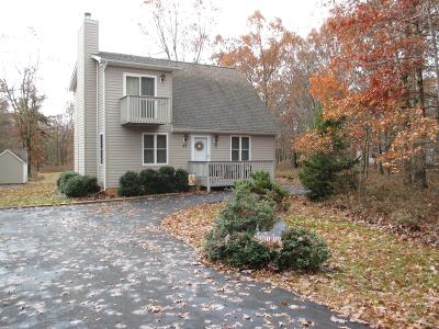 Towamensing Trails Single Family Home For Sale: 37 Kilmer Trl