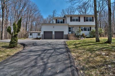 East Stroudsburg Single Family Home For Sale: 1680 Marjorie Ct