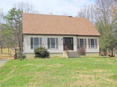 Stroudsburg Single Family Home For Sale: 515 Overlook Terrace