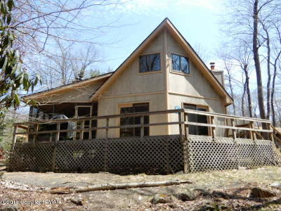 Gouldsboro Single Family Home For Sale: 153 S Lehigh River Dr