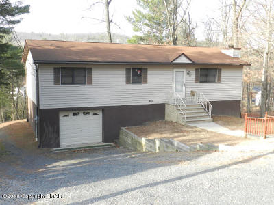 East Stroudsburg Rental For Rent: 5081 N Pine Ridge Rd