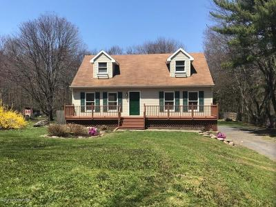 Stroudsburg Single Family Home For Sale: 107 Stadden Road
