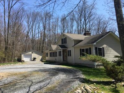 Mount Bethel Single Family Home For Sale: 290 Halletts Rd