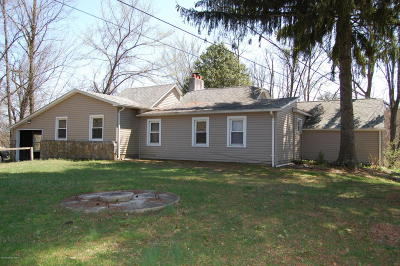 Stroudsburg Single Family Home For Sale: 7138 Route 209