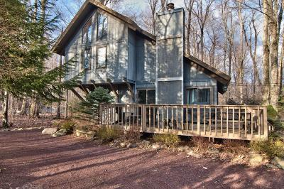 lake naomi, Timber Trails Single Family Home For Sale: 231 Buckskin Way