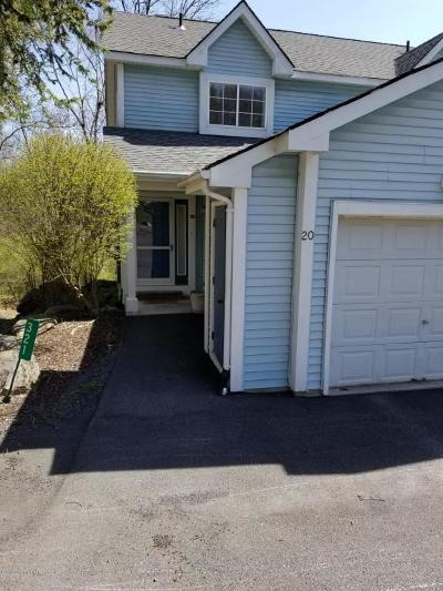Country Club Of The Poconos Single Family Home For Sale: 321 Inverness Dr
