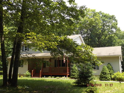 Long Pond Single Family Home For Sale: 207 Shannon Drive