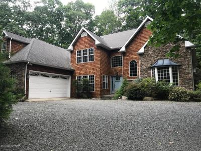 Buck Hill Falls Single Family Home For Sale: 491 Pheasant Lane