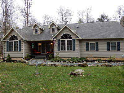 Pocono Lake Single Family Home For Sale: 2236 Forest Dr W