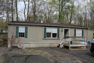East Stroudsburg Single Family Home For Sale: 7554 Rocky Rdg