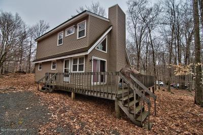 Gouldsboro Single Family Home For Sale: 323 Packanack Drive