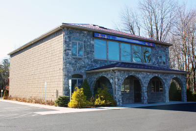Pocono Summit Commercial For Sale: 2564 Route 940