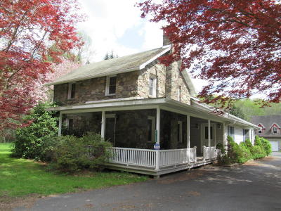 Tannersville Single Family Home For Sale: 2720 Route 715