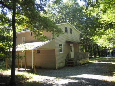 Albrightsville Single Family Home For Sale: 41 Mohawk Trl