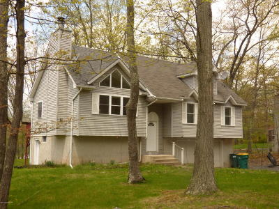 East Stroudsburg Single Family Home For Sale: 903 Wooddale Rd